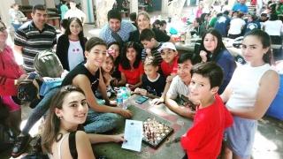 Podio puntano en el Torneo Nacional de Ajedrez en Buenos Aires