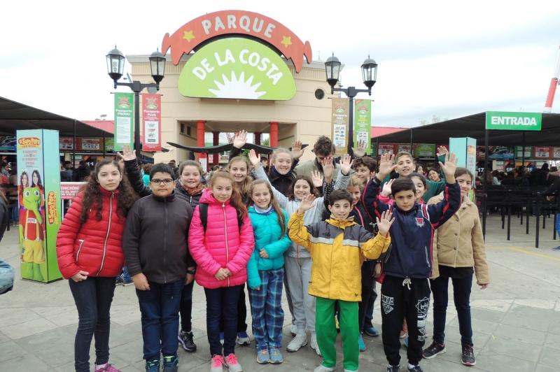 Buenos Aires llenó de alegría, aprendizaje y compañerismo a los ganadores de Olimpíadas