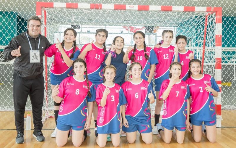 Handball: los equipos del Campus cierran un año brillante