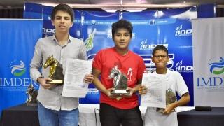 Pablo Acosta es el nuevo subcampeón panamericano de ajedrez Sub 20