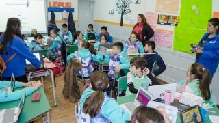 La propuesta de Programadores 3.0 llegó a diferentes escuelas de San Luis