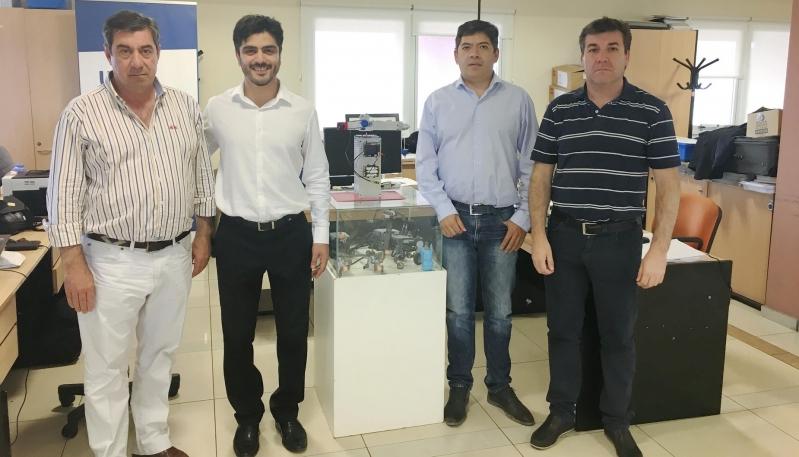 Tilisarao se suma a los talleres de alta competencia en robótica