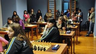 Victorias de Claudia Amura, Guadalupe Besso y Ayelén Martínez, en el arranque del Campeonato Argentino