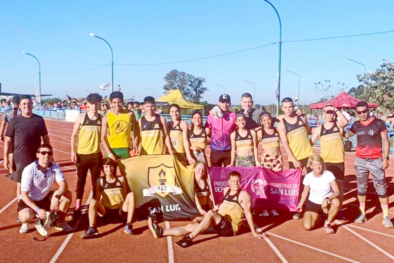Los atletas de la ULP hicieron podio en Misiones