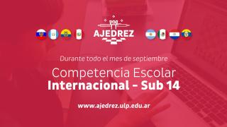 Ocho países le dan brillo al Torneo Internacional de Ajedrez escolar Sub 14