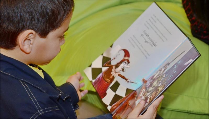En San Luis son cada vez más los chicos que adoptaron el hábito de la lectura