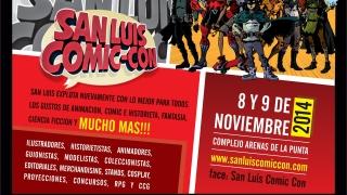 La ULP expondrá su oferta académica en el Comic – Con
