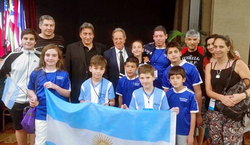 La Escuela de Talentos de la ULP vivió enriquecedoras experiencias deportivas en Costa Rica