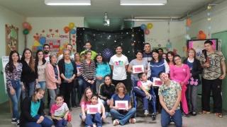 Premiaron a los ganadores de las Olimpíadas Especiales de la Puntanidad