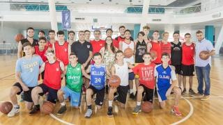 El Club Arquitectura de Buenos Aires eligió el Campus para su pretemporada de básquet