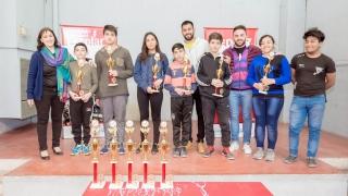 Juegos Evita: 12 ajedrecistas representarán a San Luis en Mar del Plata