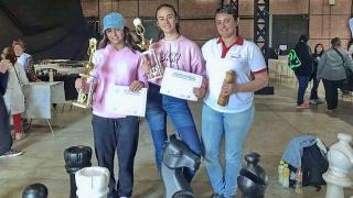 San Luis, en lo más alto del ajedrez escolar femenino