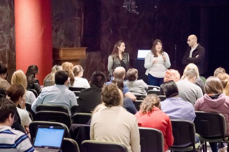Realizaron el 7° encuentro del plan anual de capacitaciones para agentes de la administración pública