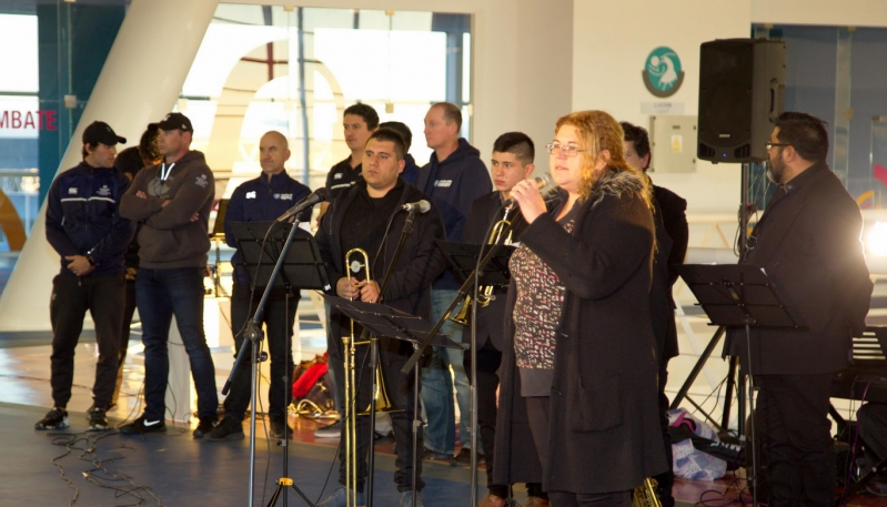 La Academia de Rugby de Auckland quedó inaugurada