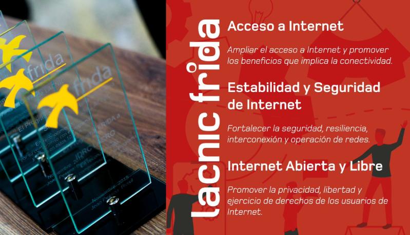 El programa FRIDA destacó la política puntana de Inclusión Digital