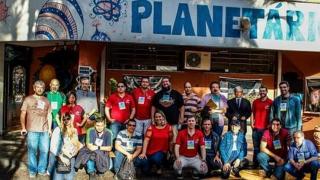 San Luis expuso sobre su experiencia en divulgación científica en Brasil
