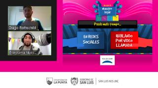 Los alumnos de cinco Escuelas Públicas Digitales participaron de un taller sobre ciberciudadanía