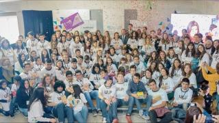 En una gran fiesta educativa, las Olimpíadas premiaron a los ganadores 2015