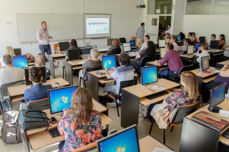 Capacitación docente en el uso del Sistema de Gestión Educativa 3.0