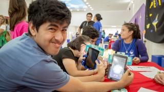 Alumnos de diez escuelas especiales disfrutaron de las iniciativas de la ULP