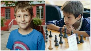 Lavandeira - Farhat, el dúo revelación del ajedrez puntano