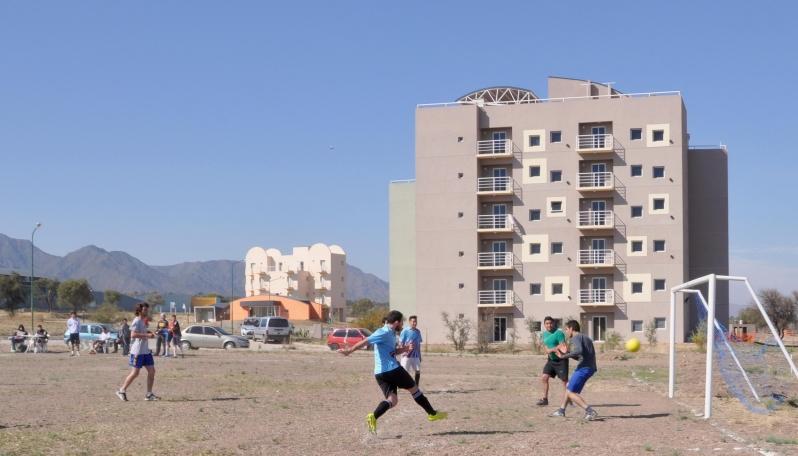 Deporte y vida sana en el campus de la ULP