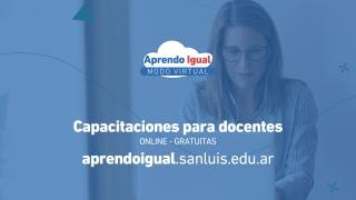 Continúan las capacitaciones online sobre herramientas pedagógicas digitales