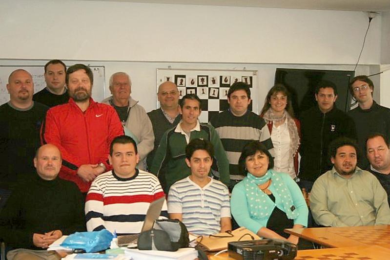 Árbitros de San Luis se capacitaron en las nuevas reglas FIDE