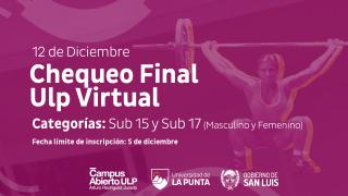 """El Campus fiscaliza el """"chequeo nacional"""" de pesas"""