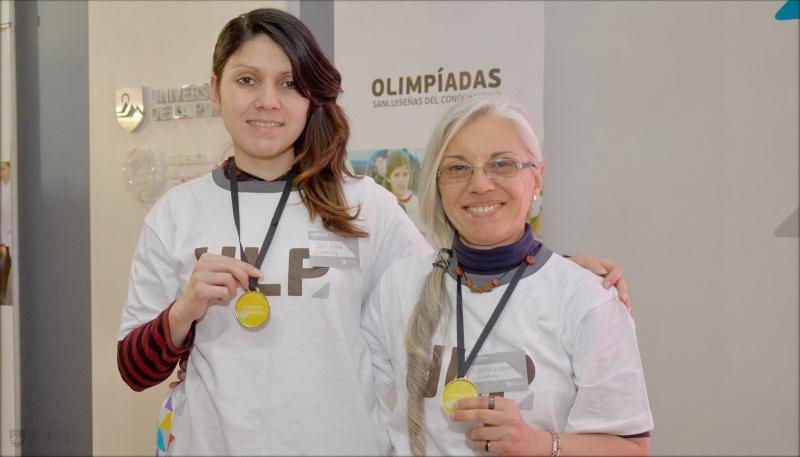 Estudiar, perseverar y triunfar: la experiencia  de los alumnos del PIE en las Olimpíadas
