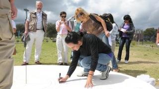 Docentes de toda la provincia aprenderán a medir la Tierra con el experimento de Erastótenes