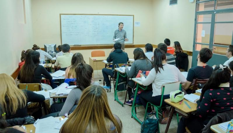2100 alumnos eligieron estudiar  idiomas en la ULP