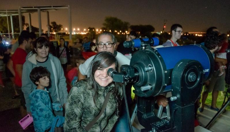 Picnic nocturno en la ULP: un éxito sin precedentes