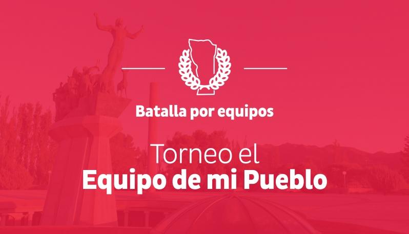 """Con más de 240 jugadores y 18 equipos inició el Torneo """"El Equipo de mi Pueblo"""""""