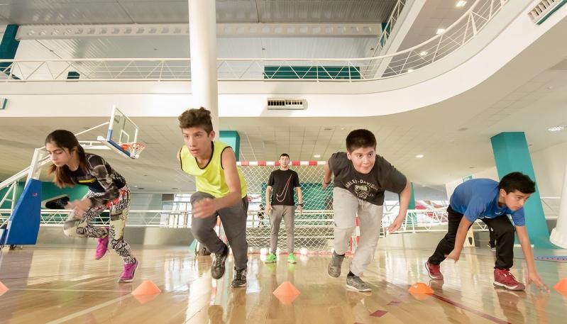 El atletismo se desarrolla en el Campus de la ULP