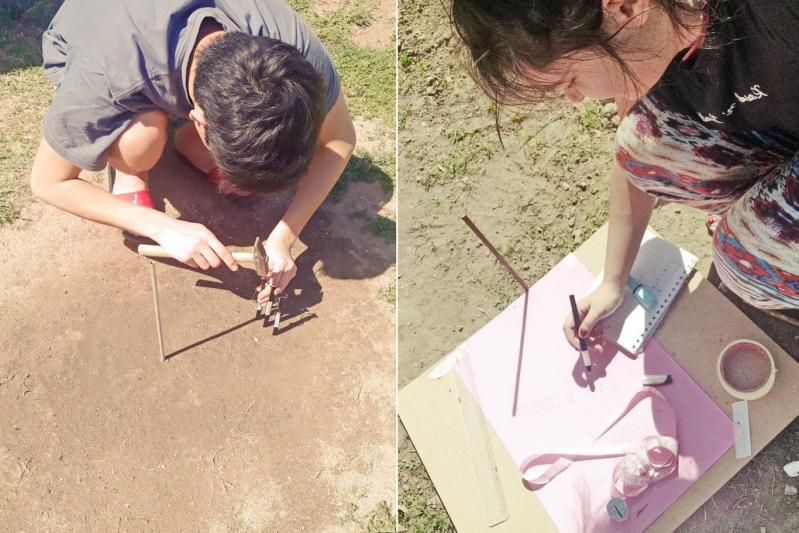 Estudiantes de Bariloche y San Luis compartieron sus experiencias en el proyecto Eratóstenes