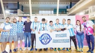 Goalball: Argentina se coronó campeón sudamericano en San Luis