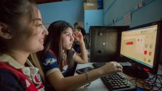 La ULP acercó la tecnología a alumnas puntanas