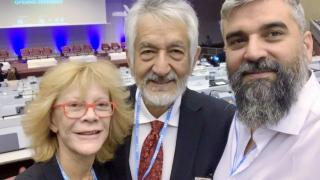 El gobernador Alberto Rodríguez Saá participa de la ceremonia de premiación de los WSIS Prizes