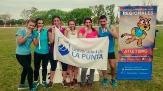 Destacado desempeño de alumnos de la ULP en los Juegos Universitarios Regionales