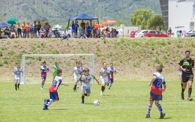 El Mundialito de fútbol se vivió en el Campus de la ULP