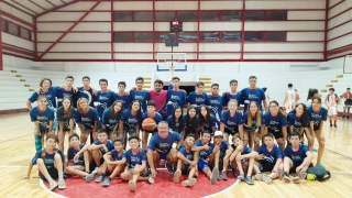 El básquet federado del Campus sumó minutos en San Juan