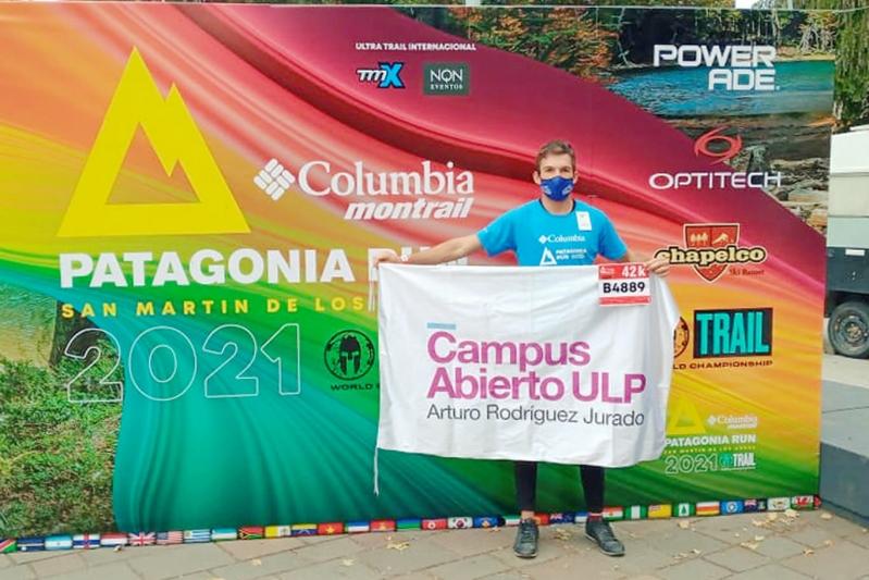 Gabriel Masman finalmente dirá presente en Patagonia Run