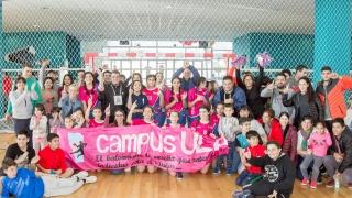 Hándbol del Campus ULP: el equipo de menores damas se coronó campeón