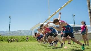El equipo de atletismo del Campus ULP competirá en San Rafael