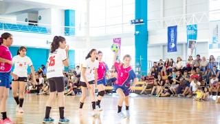 El equipo de handball de menores femenino del Campus logró el bicampeonato