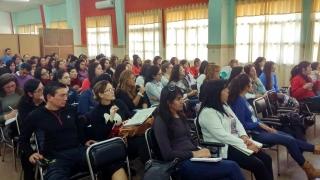 Cientos de personas reflexionaron sobre la problemática de déficit de atención e hiperactividad infantil