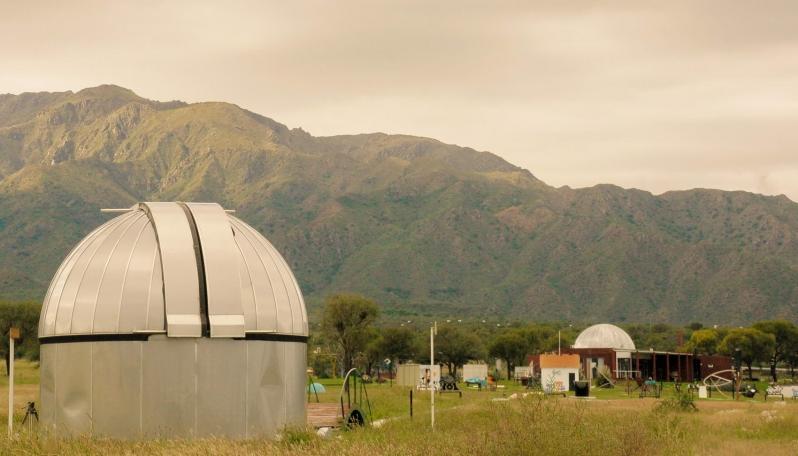Viví un fin de semana astronómico en el PALP