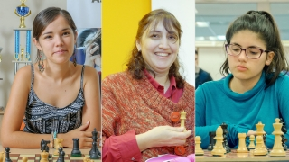 Fuerte presencia puntana en el 70° Campeonato  Argentino Superior Femenino 2017