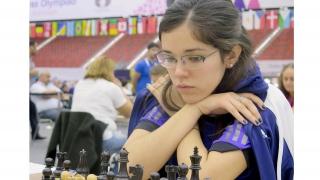 Ayelén Martínez realiza una de las mejores performances  en la Olimpíada de Ajedrez en Bakú